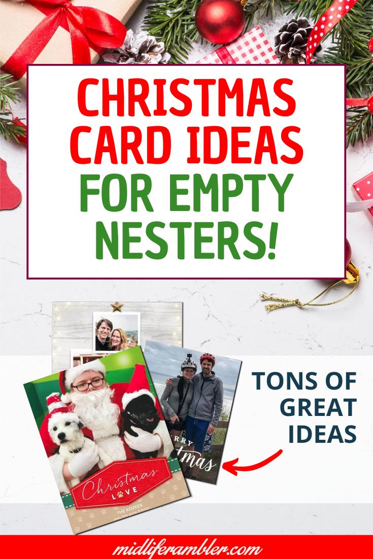 Empty Nest Christmas Card Ideas : empty, christmas, ideas, Christmas, Ideas, Empty, Nesters, Pictures,, Cards,, Retro, Holiday, Cards