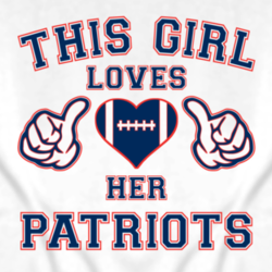 Yes i do! So does my man and our son! cant wait to wait them tonight in  Super Bowl 51 baby! Go Patriots! 🏈. love the new england ... 351205daa