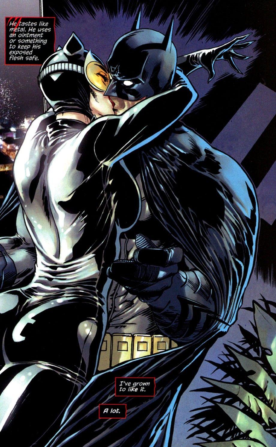 Catwoman And Batman By Guillem March Batman Captain America
