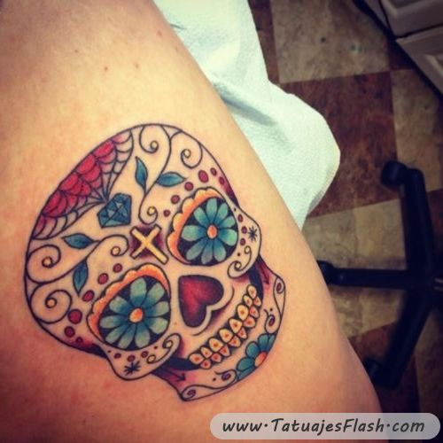 tatuajes de calaveras tumblr | Calaveras | Pinterest | Las ...