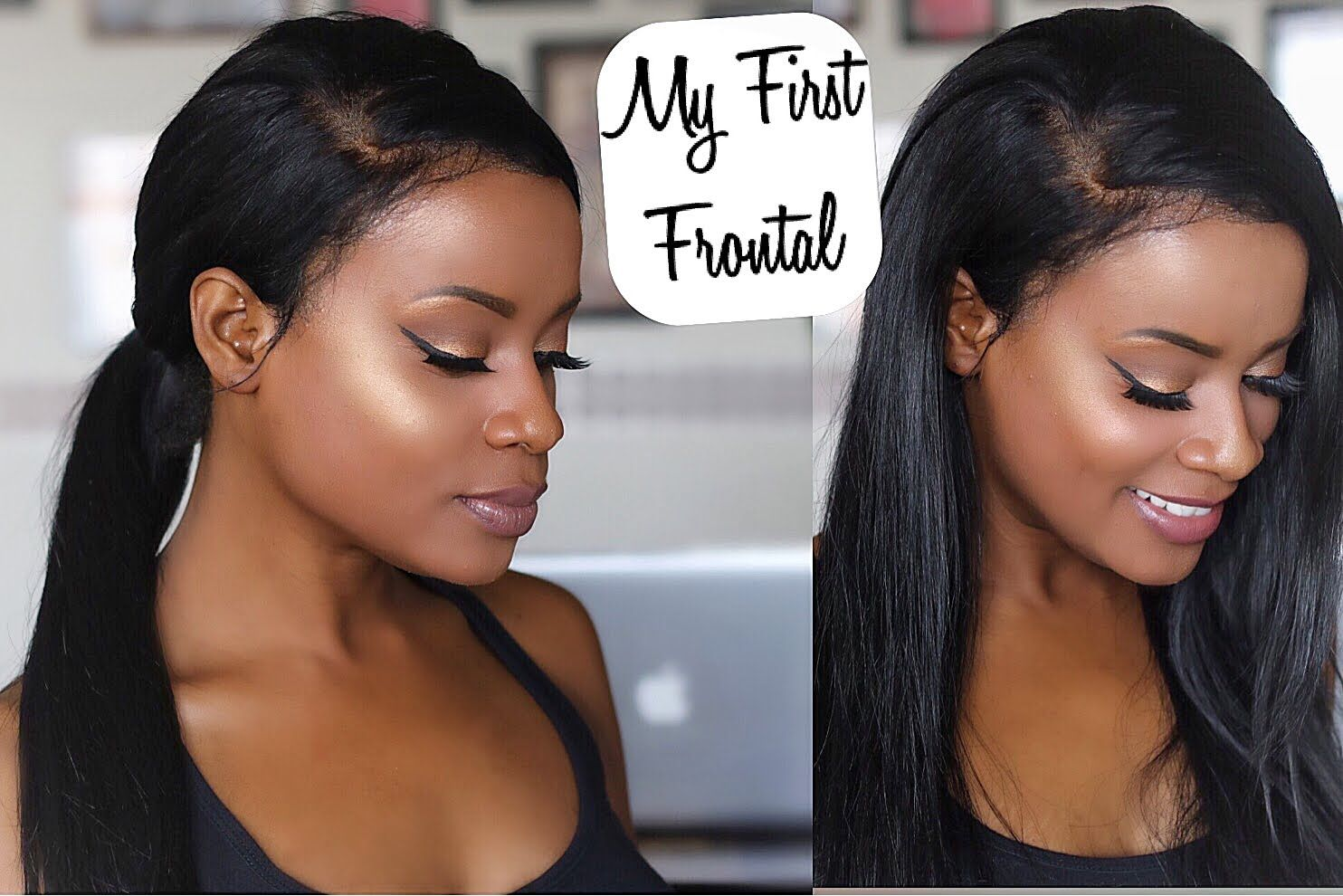 LACE FRONTAL Sew In    Customization 1db37e503