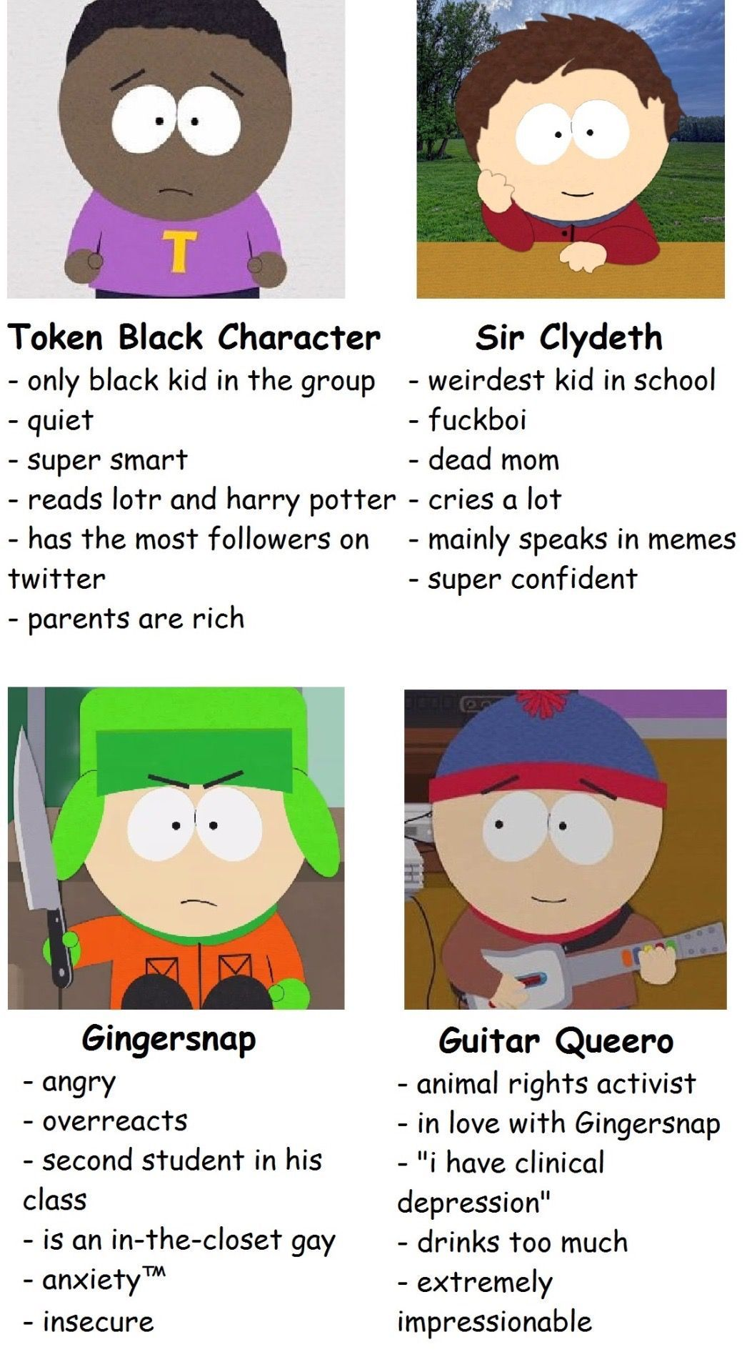 ((COMPLETED)) Memes. More memes. | South park funny, South ...