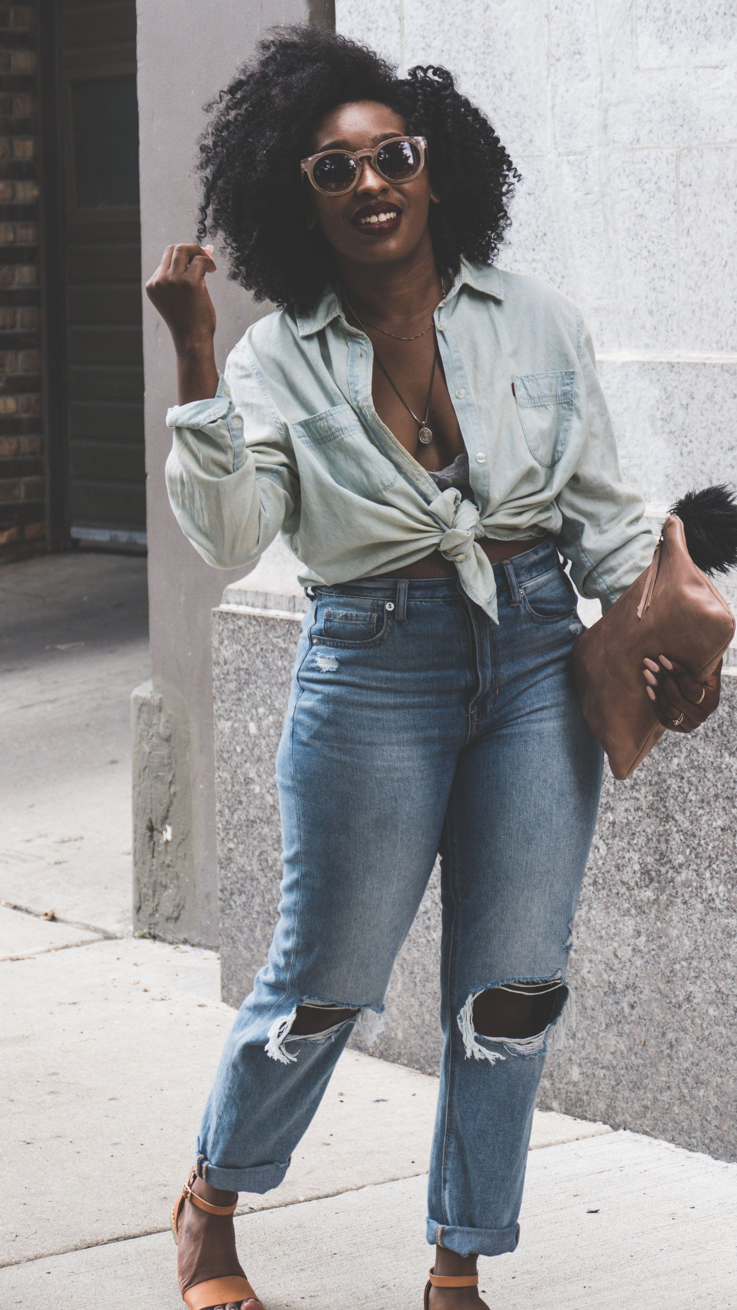 c11ec7a1cc 4 creative ways to style a basic button up