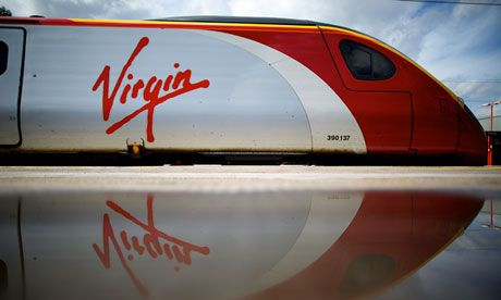 Two more years of Virgin on the West Coast mainline