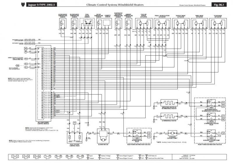 image result for 2005 jaguar s type wiring diagram  jaguar