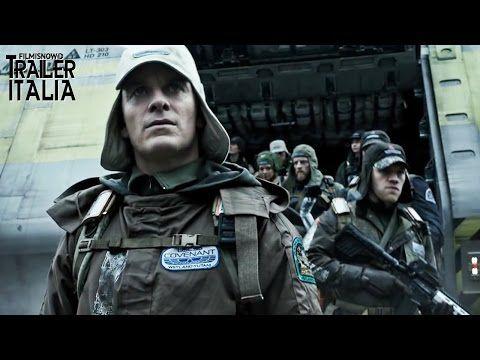 Alien - Covenant: Primo trailer italiano HD