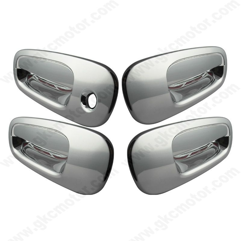 Gk 62006 4 06 10 Dodge Charger 4 Door Chrome Door Handle Cover Chrome Door Handles Door Handles Chrome