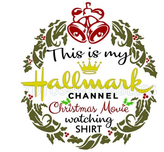 47a02c92 Hallmark hallmark hallmark Hallmark Channel svg, christmas hallmark, shirt,  hallmark printable, vinyl, hallmark channel instant download