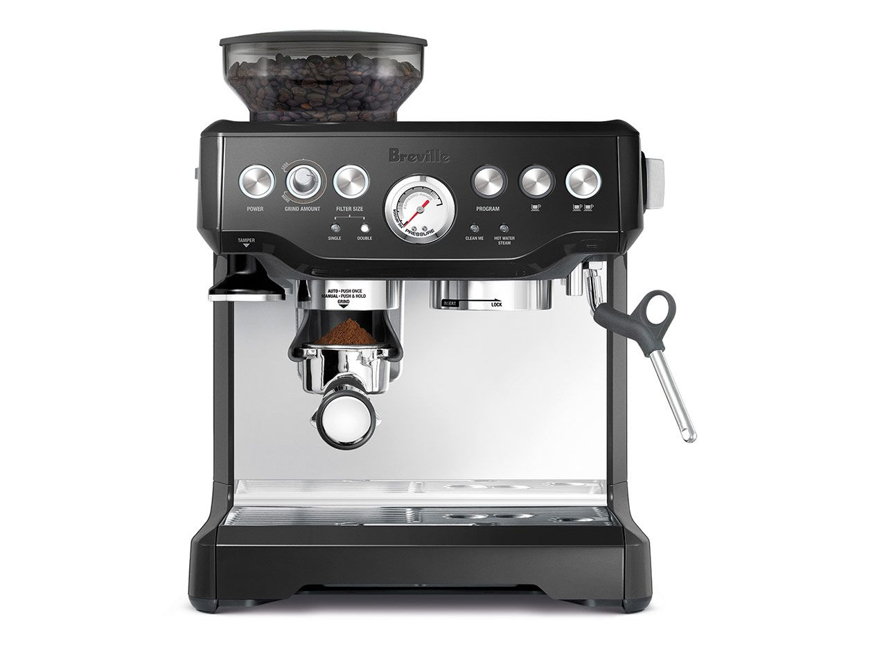 The Barista Express Black Sesame Breville Espresso Machine Espresso Coffee Machine Breville Espresso