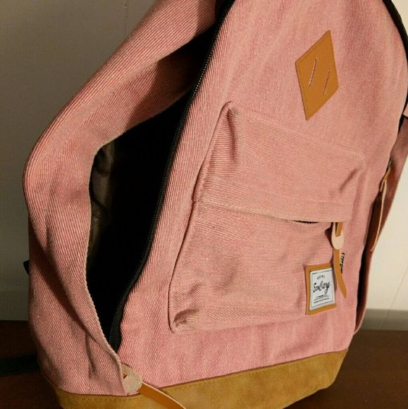 Pink backpack Great condition, used a hand full of times Bags Backpacks