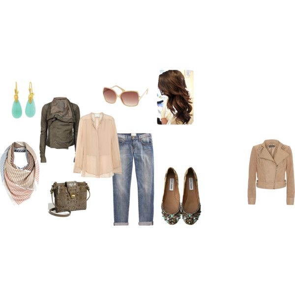 An Afternoon Abroad, created by aleach3 on Polyvore
