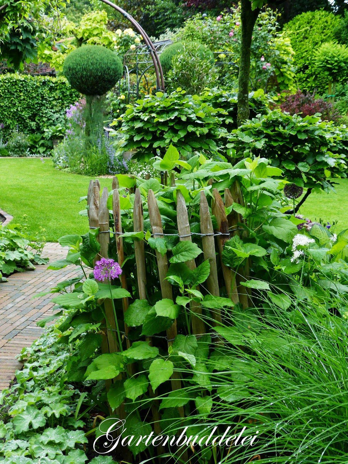 Gartenbuddelei Haveideer Havedesign