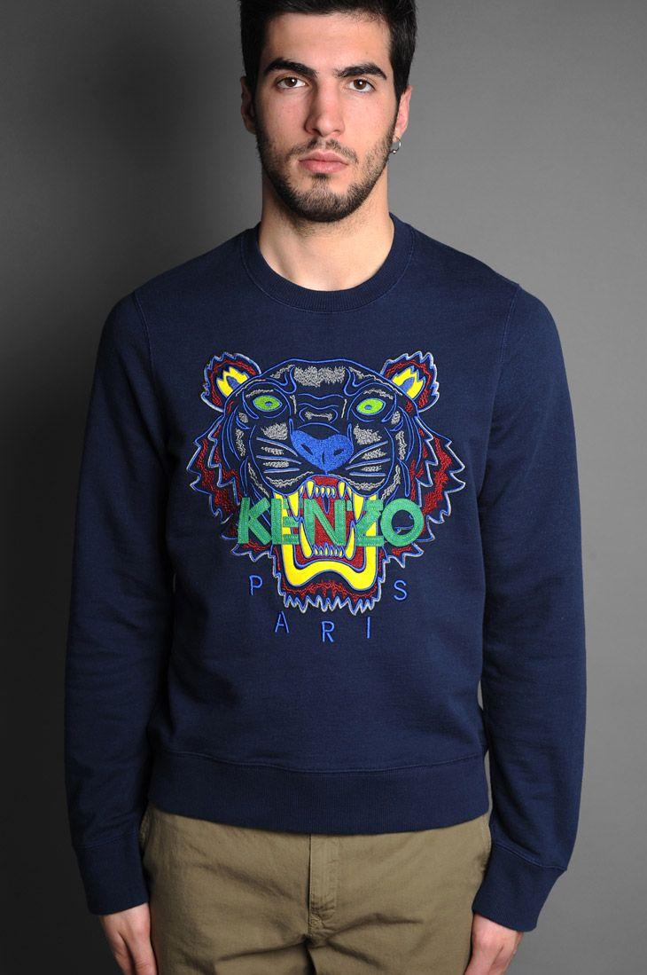 aca37986da6 Kenzo Men's SS13 at Wrong Weather | Style | Kenzo sweater, Fashion ...