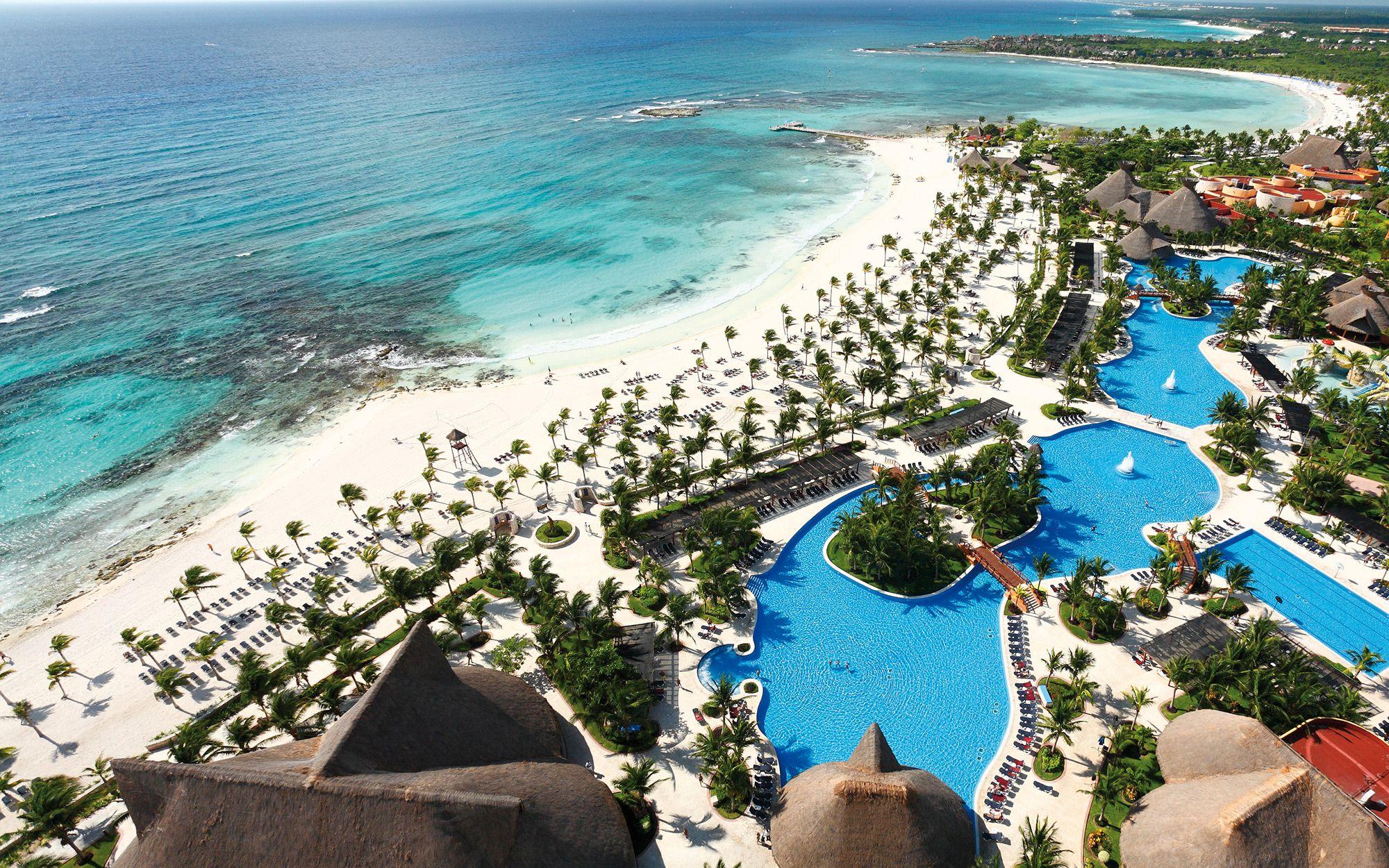 All Inclusive Resorts Barceló Maya Beach Resort Riviera Mexico