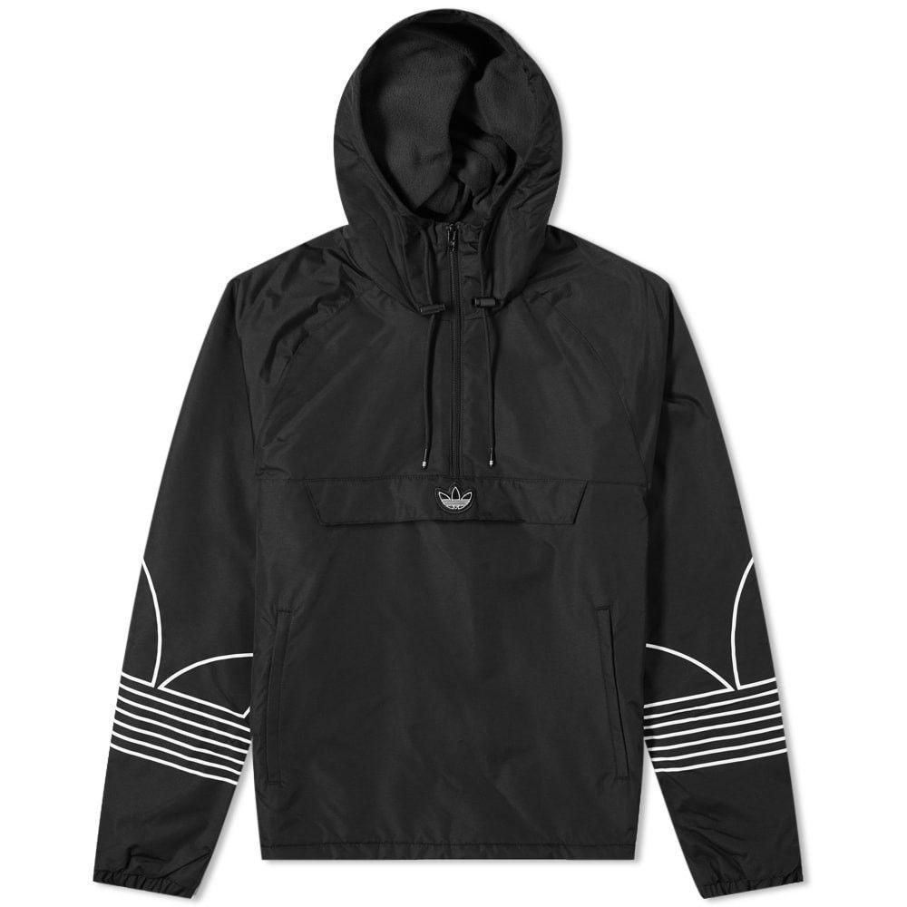 Adidas Retro Outline Jacket Adidas Adidas Retro Adidas Bomber Jacket Jackets [ 1000 x 1000 Pixel ]