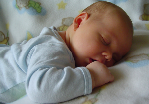 What your baby wears to bed can affect their stress levels: Study