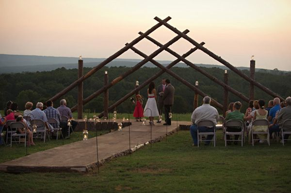 Arkansas Ranch Wedding Leanne Ramey S Intimate
