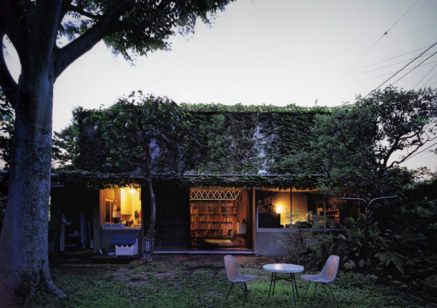 Kiyoshi Seike /// My Home (Seike House) /// Ota Ku, Tokyo, Japan ///  OfHouses Guest Curated By Studiospazio: U201dThis House Was Determined By The  Will Of The ...