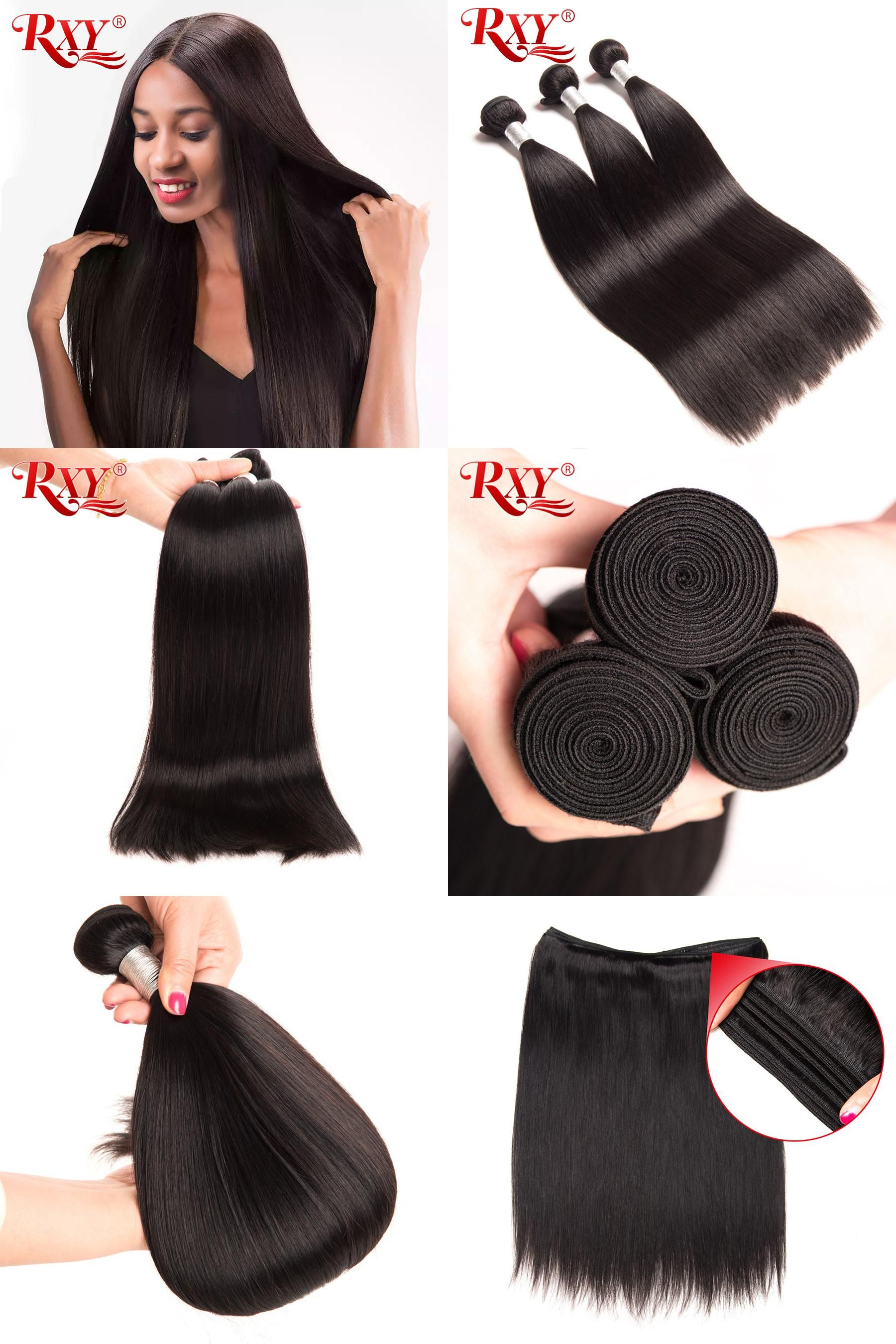 Visit To Buy Rxy Brazilian Straight Hair Weave Bundles 100 Human