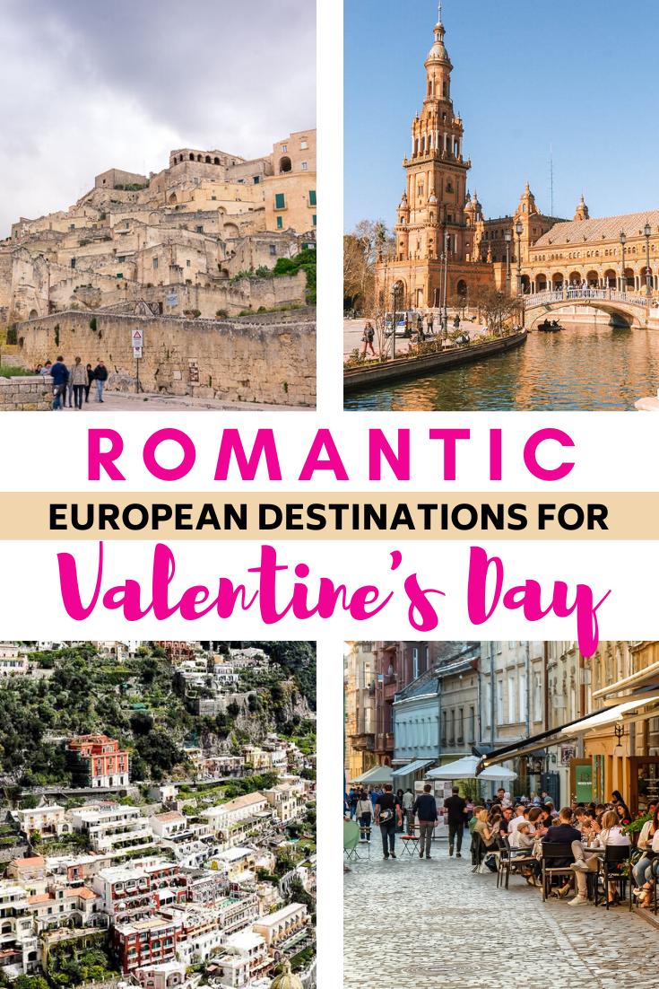 Weekends abroad romantic Best romantic