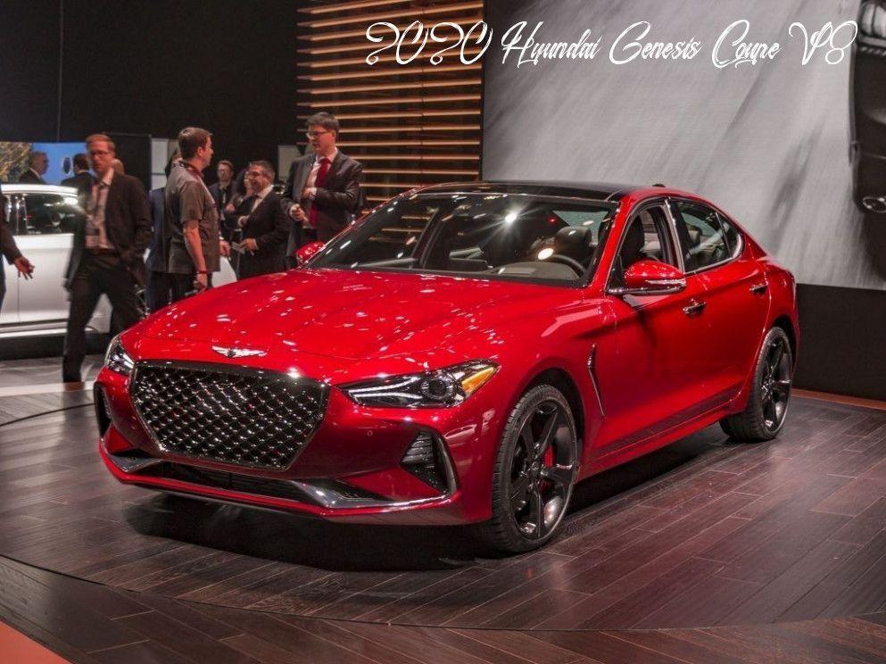 2020 Hyundai Genesis Coupe V8 Price Design And Review En 2020