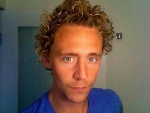Those curls are so cute ♥