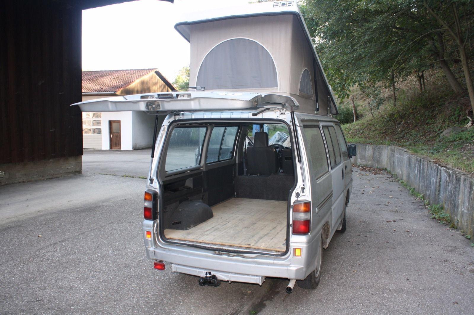 mitsubishi l300 wohnmobil ebay l300 wohnmobil. Black Bedroom Furniture Sets. Home Design Ideas