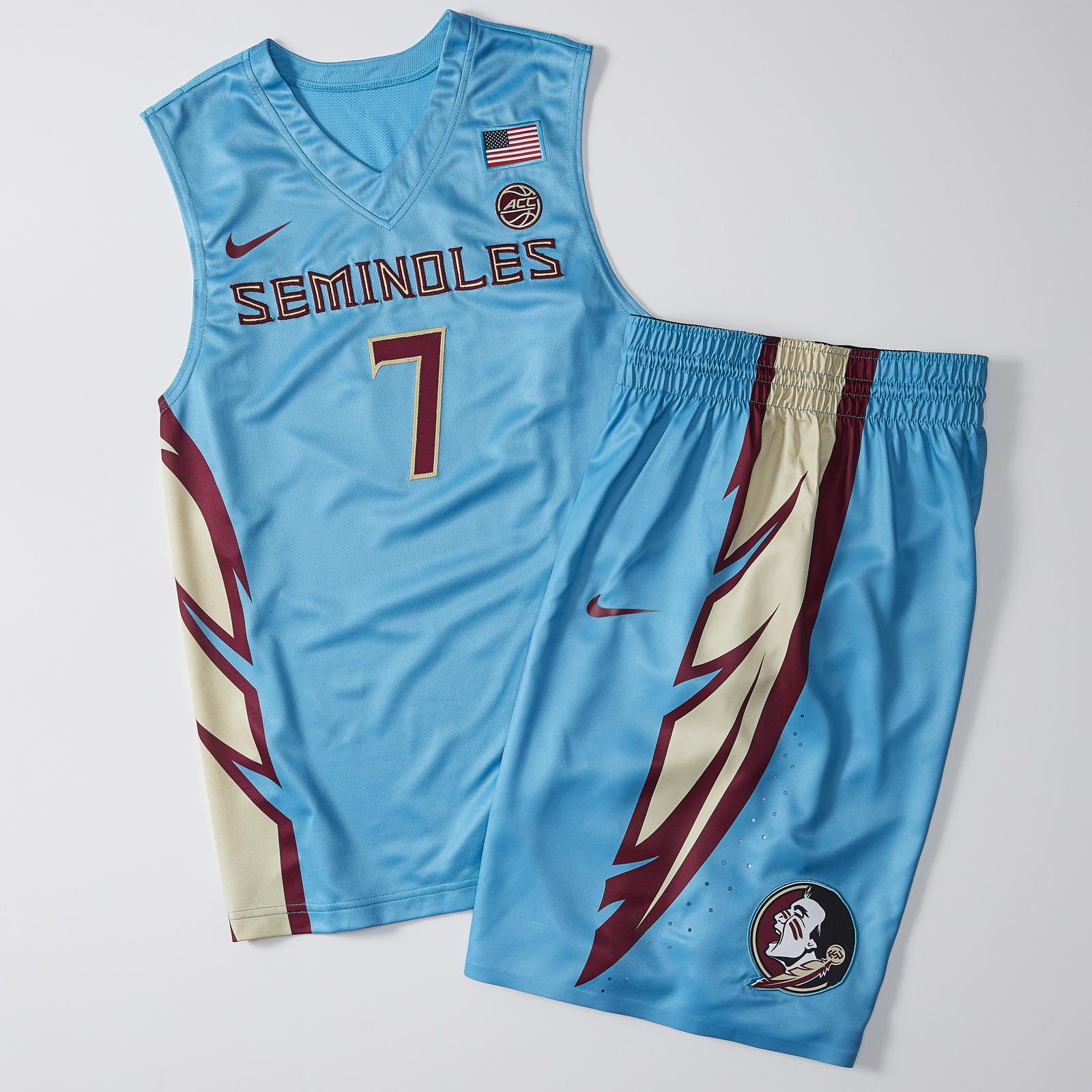 963762c1ff8 The Nike N7 College Basketball Uniform  More Than A Turquoise Jersey ...