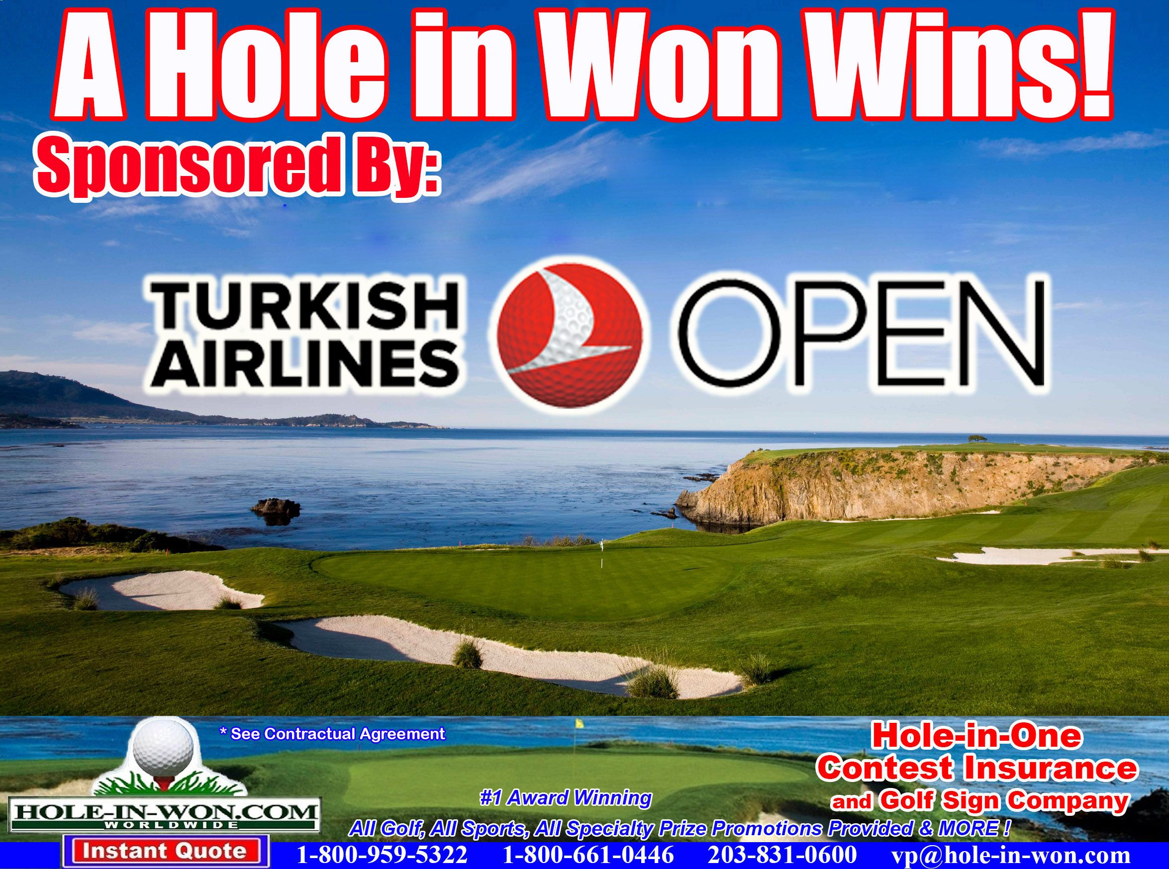 Worldwide Hole In One Insurance Putting Contests Vp Hole In Won