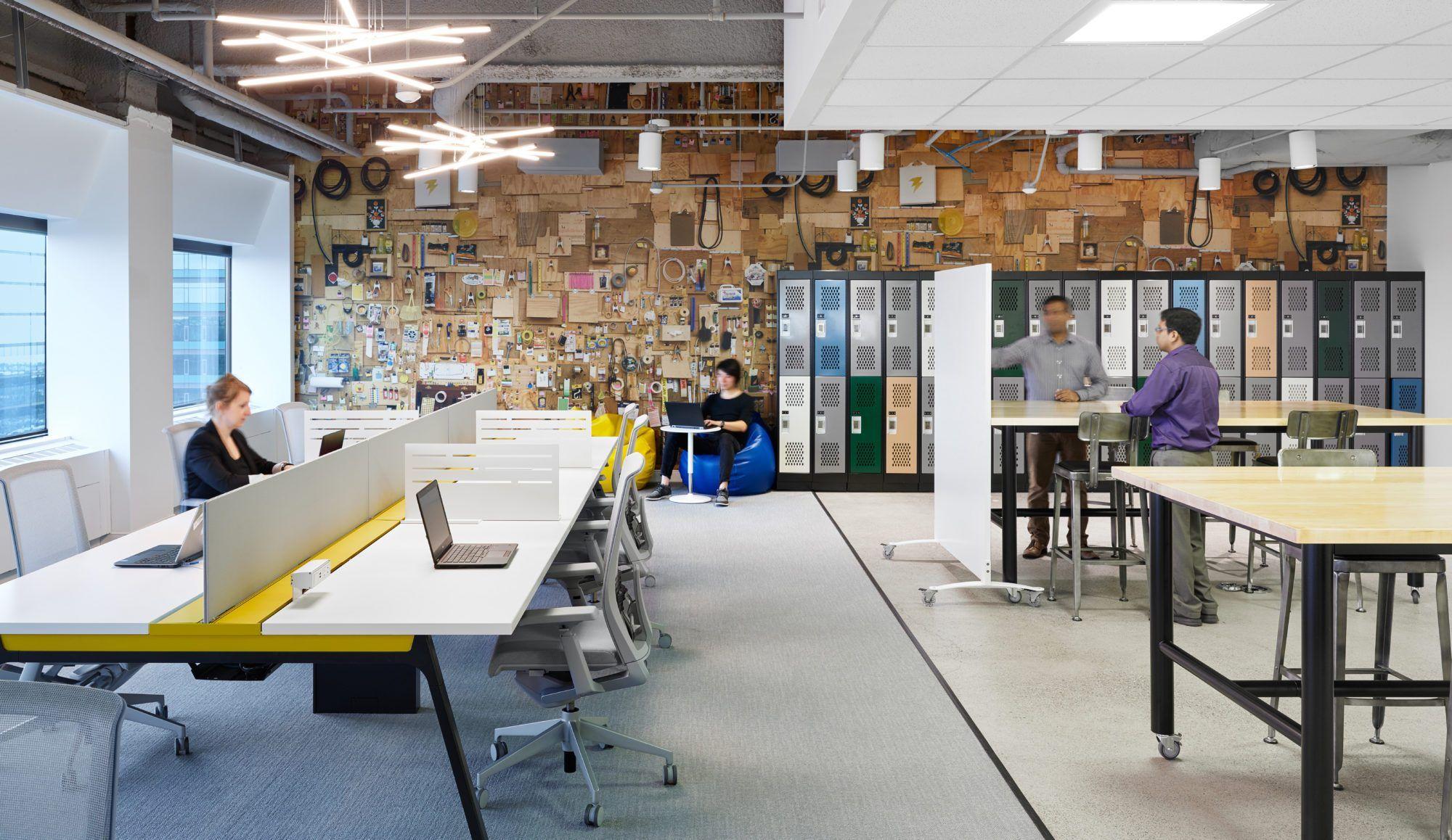 Collaborative Workspace Design Corporate Office Design Office