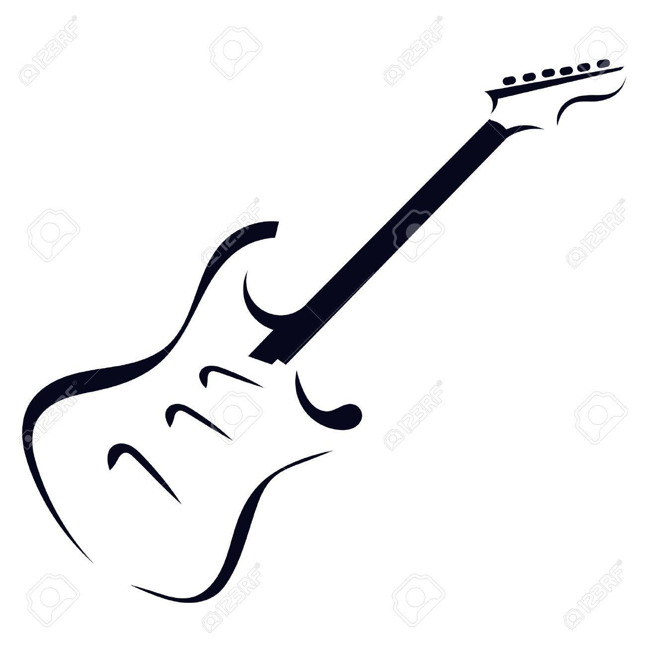 Tatuajes Guitarras Electricas