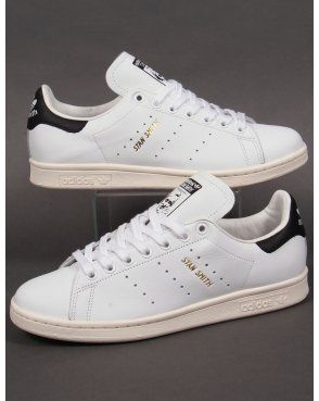 check out 9e929 bdd85 Adidas Trainers Adidas Stan Smith Trainers White black gold