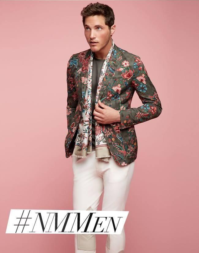 Neiman Marcus #NMmen Spring 2014