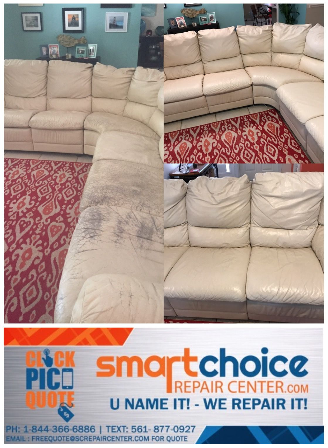 Surprising Has Your Leather Or Synthetic Leather Couch Been Damaged Machost Co Dining Chair Design Ideas Machostcouk