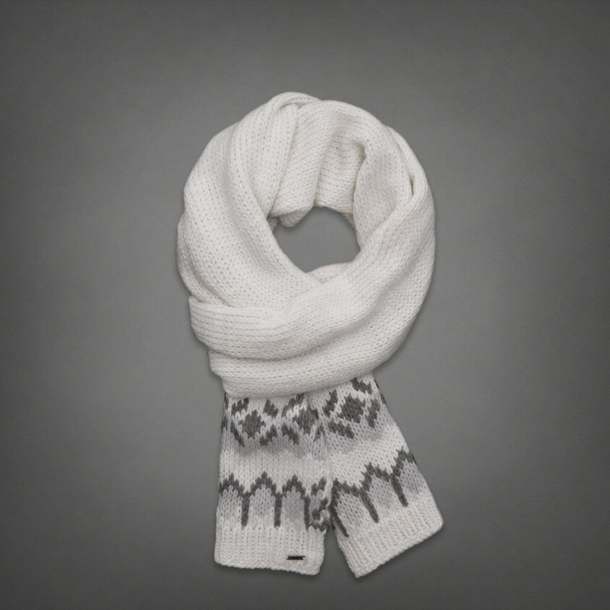 Abercrombie Accessories Abercrombie Accessories Abercrombie Womens Abercrombie Couple Abercrombie Womens: Womens Pretty Winter Scarf
