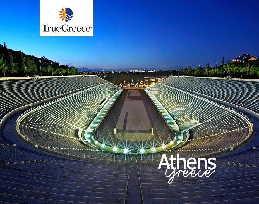 The Panathenaic Stadium The Stadium Of The First Modern Olympic