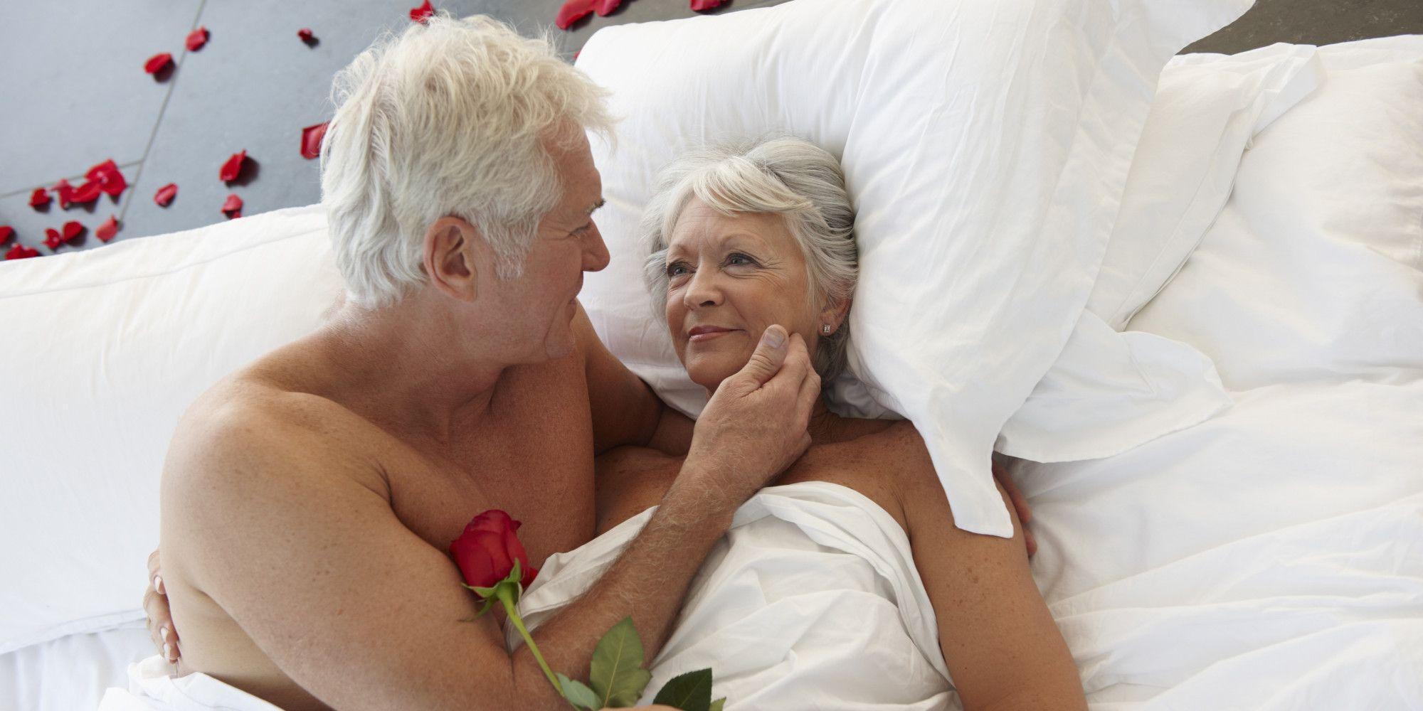 non, ménopause ne signifie pas la fin de la sexualité | couples