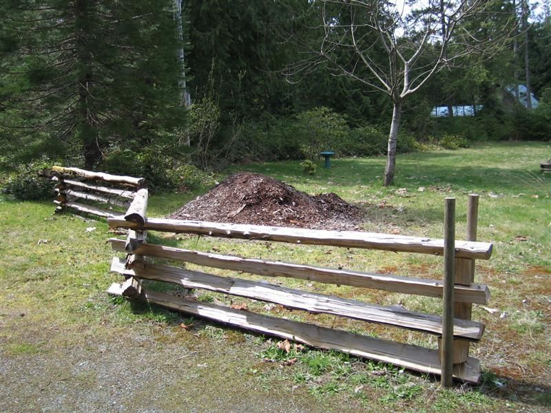 Split Cedar Rail Fence | Split Rail Fence Cost | Fence ...