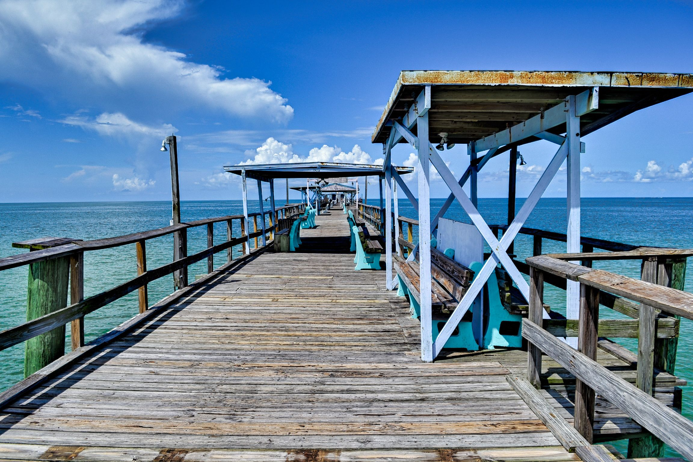 Old Fishing Pier Redington Ss Beach Fl Right By Where I Used To Live