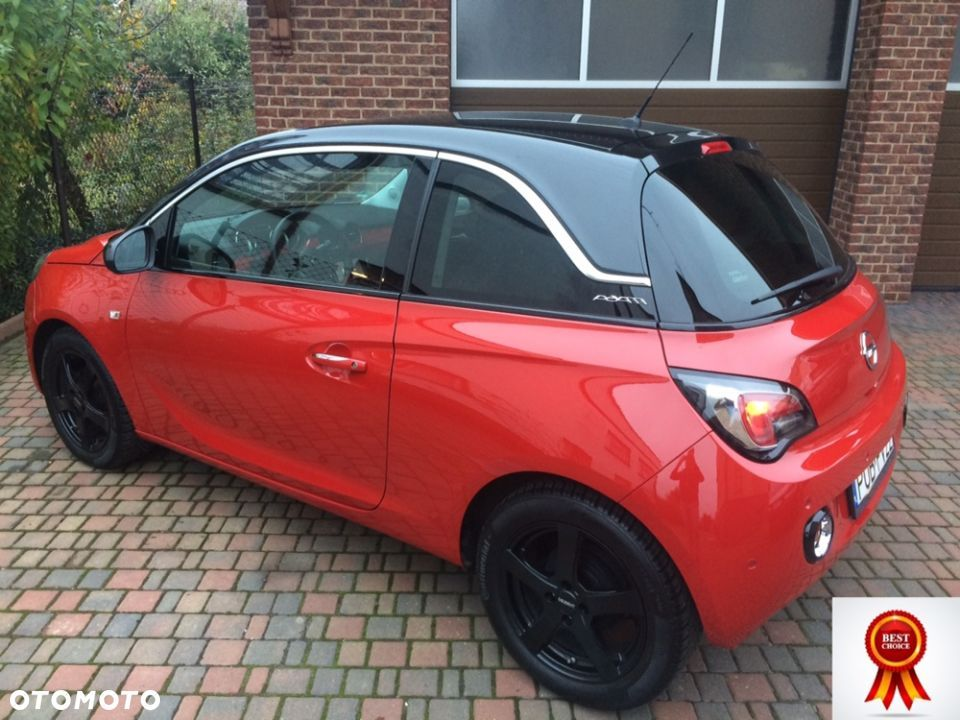 Znalezione Obrazy Dla Zapytania Opel Adam Otomoto
