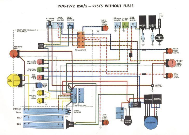 BMW Bmw K100 Wiring Diagram With Blueprint Pics Bmw K100