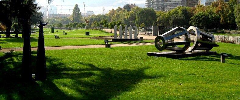 Parque de las Esculturas | Providencia | Santiago | Parques ...