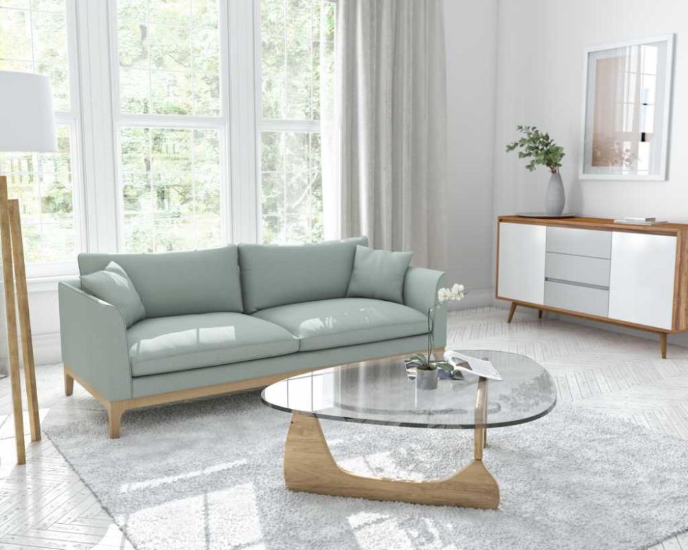 Loren Sofa Modern Felt Bergen Sofa Scandinavian Style Living Room Scandinavian Living Room Designs