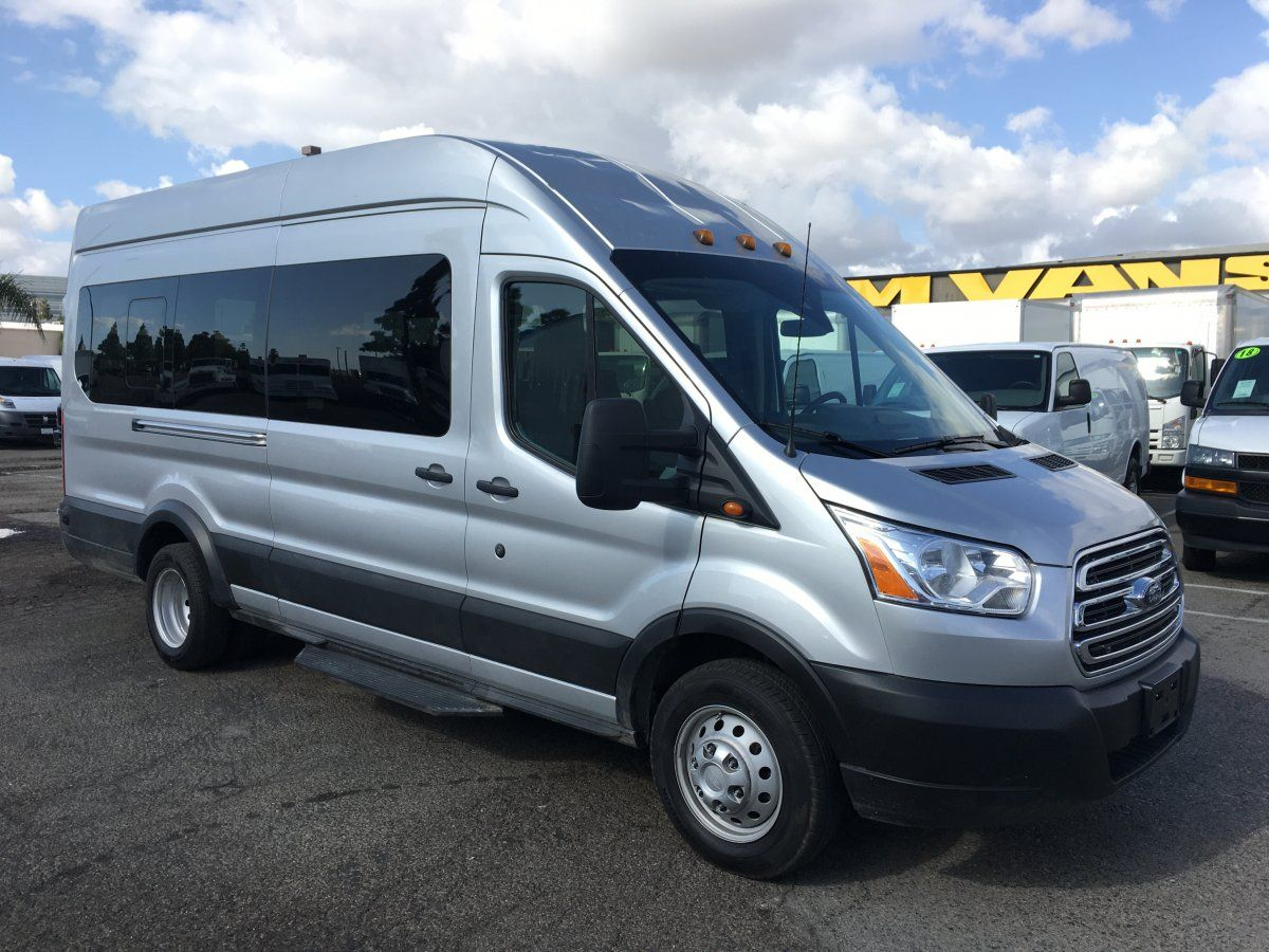 2019 Ford Transit Connect Extended Long High Roof 15 Passenger Van Xlt In 2020 Ford Transit 15 Passenger Van 2019 Ford