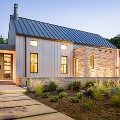 Reverse Board Batten Siding Google Search Modern Farmhouse Exterior Modern Farmhouse Design Farmhouse Exterior