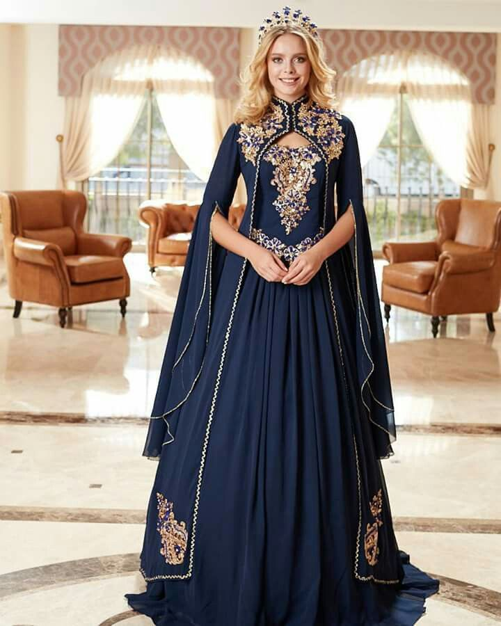 Celtic Wedding Dresses White Pale Blue Medieval Bridal: Royalty Dress, Fantasy
