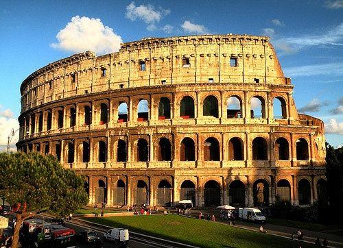 Famous Buildings Rome Lsvye Bluedivagal Bluedivadesigns