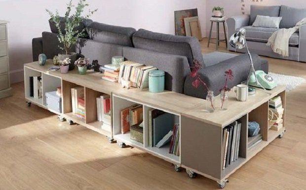 Jeder kennt wohl die 'Kallax' Schränke von IKEA! Nachstehend