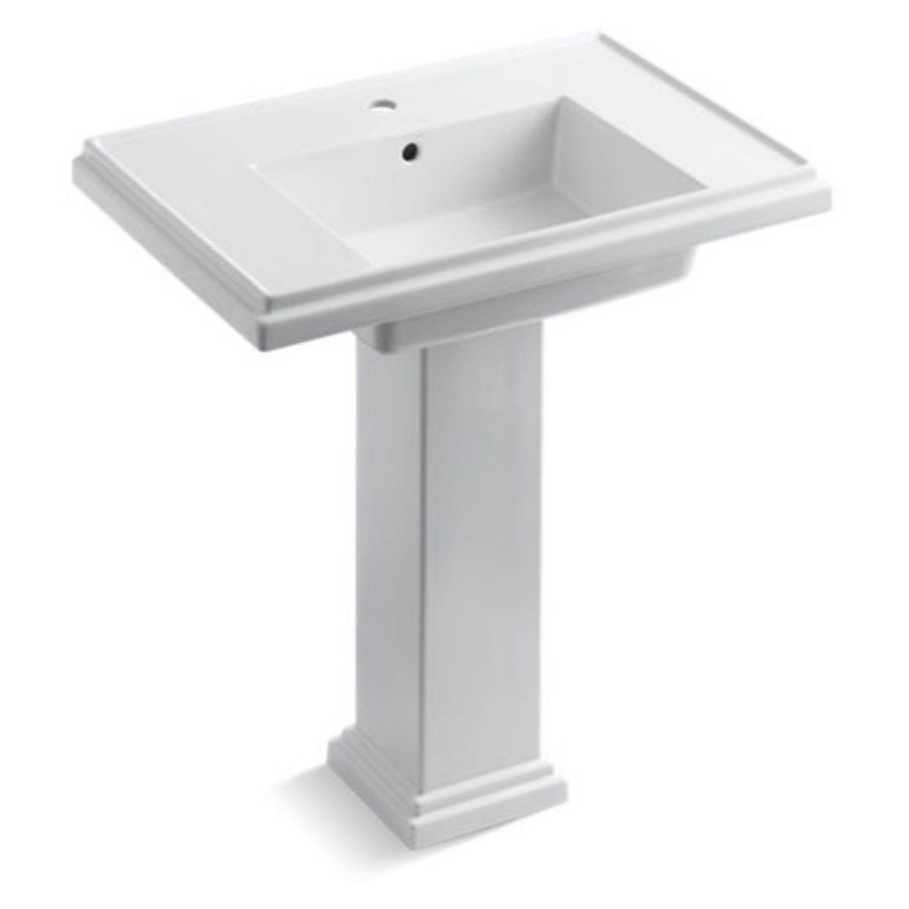 Kohler Tresham Koh2845 30 In Pedestal Bathroom Sink Pedestal