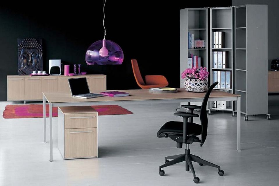Office Decorating Color Ideas for Work My Workspace Pinterest